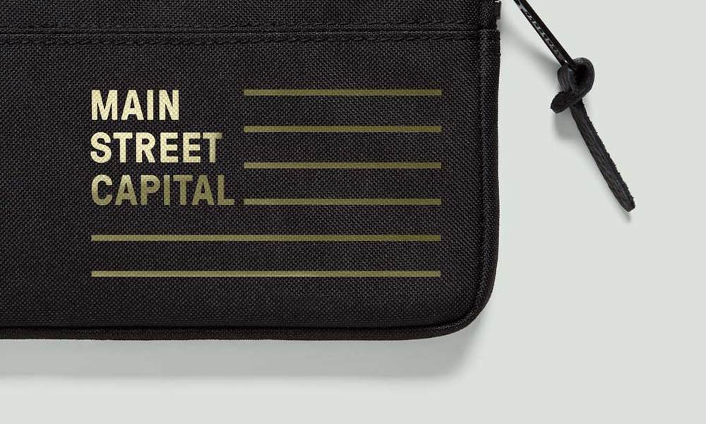 Main St. Capital brand Identity