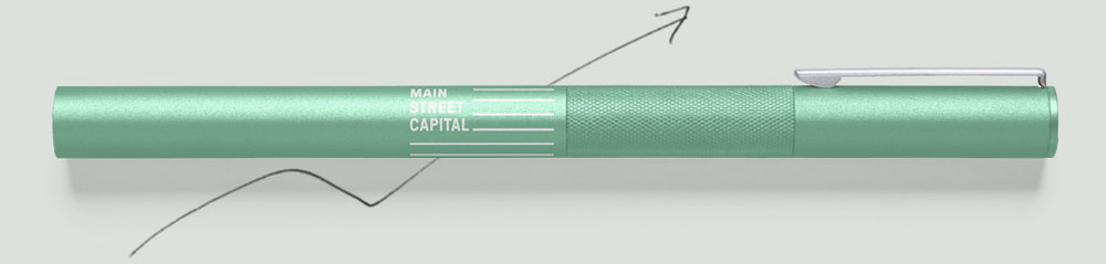 Main St. Capital pen