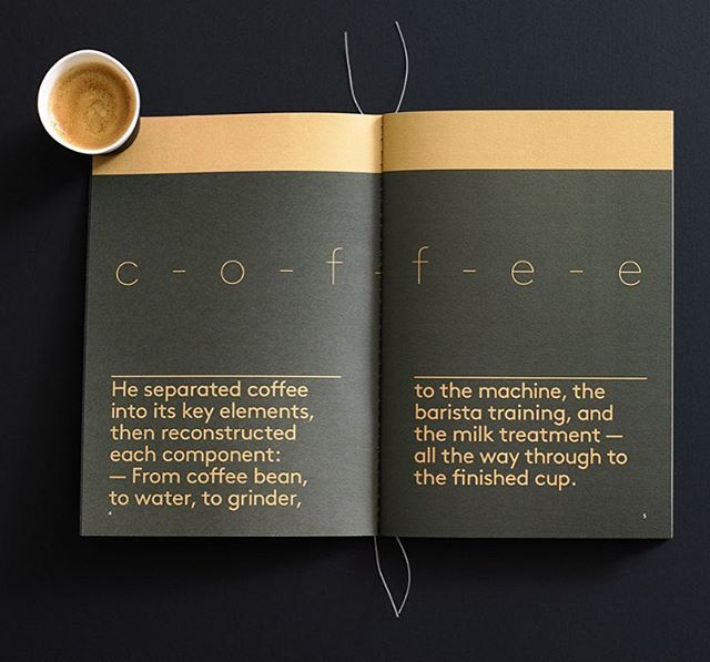 Sneak peek of some recent branding work for specialty coffee company Danes. NEW Iconika website coming soon.  #newwebsite #branding #coffee #brochure #identity #defineyourself #graphicdesign