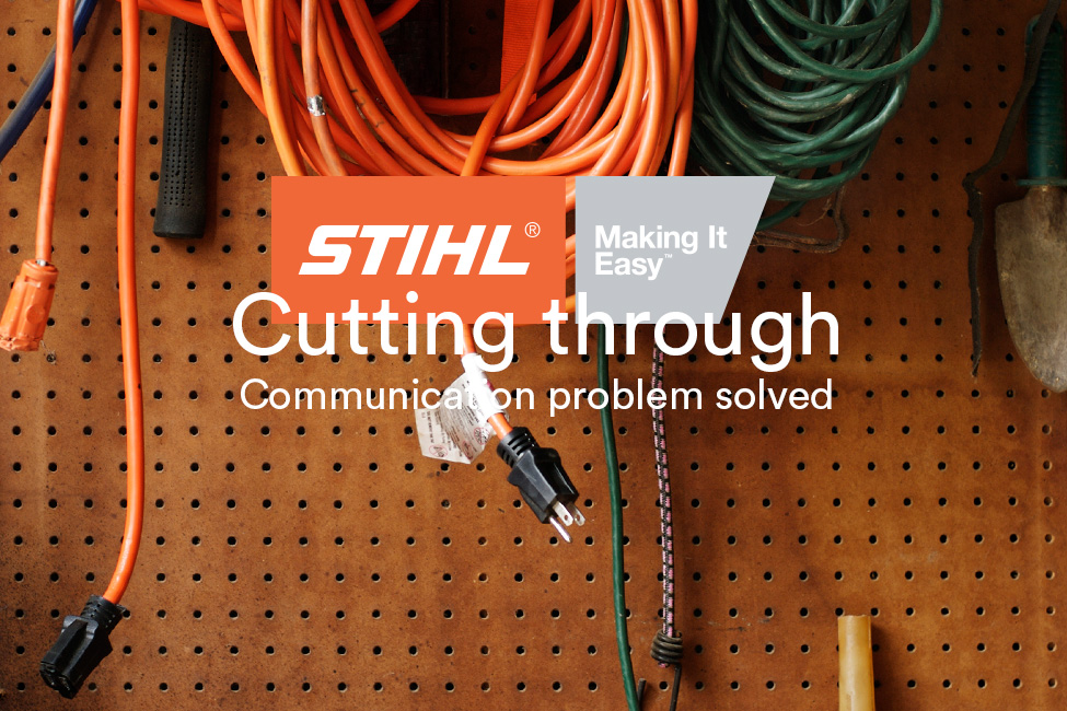 STIHL Brand Communications