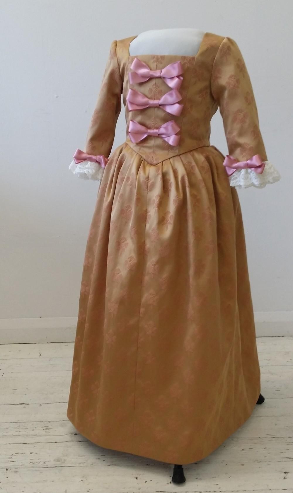 18th Century Girls Dress