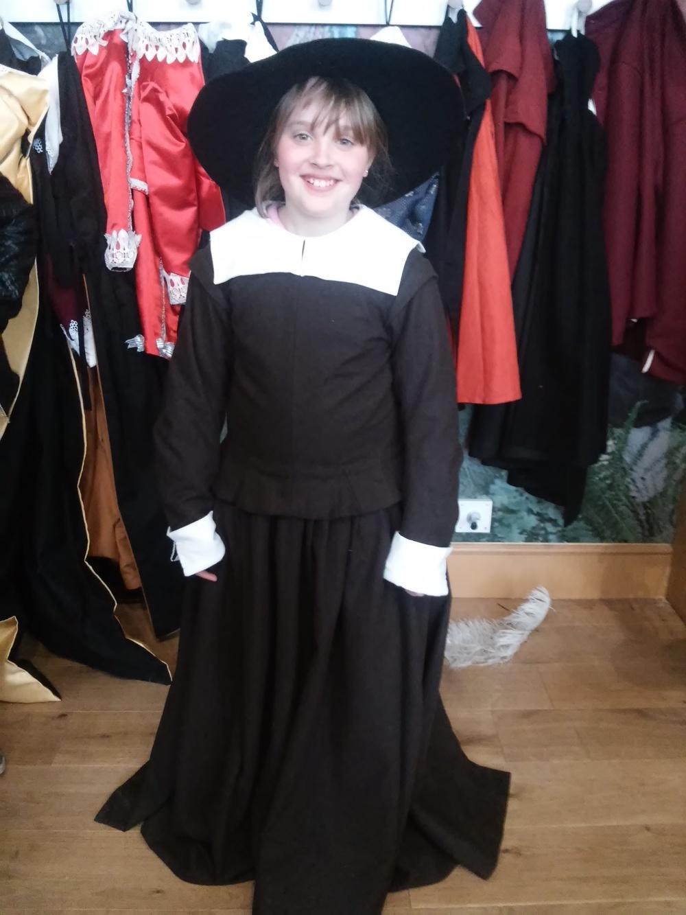 Civil War Puritan