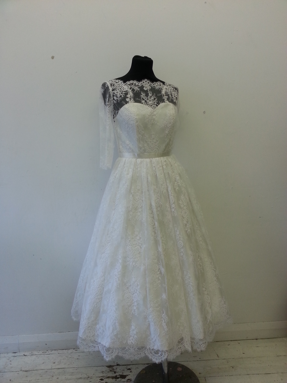 Lace Weddind Dress
