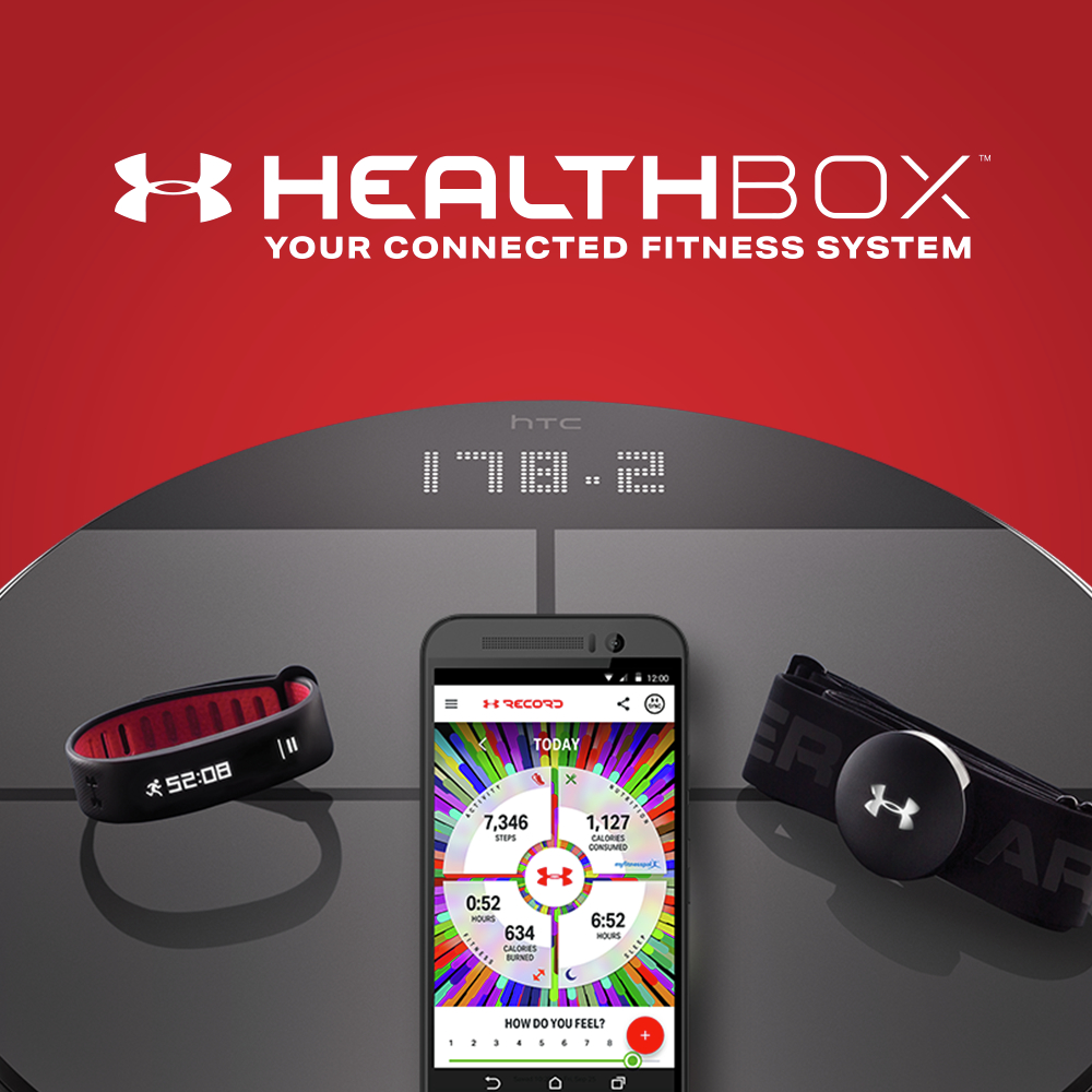 Whitney en cualquier sitio Competidores  Under Armour Healthbox Review — OH Fitness