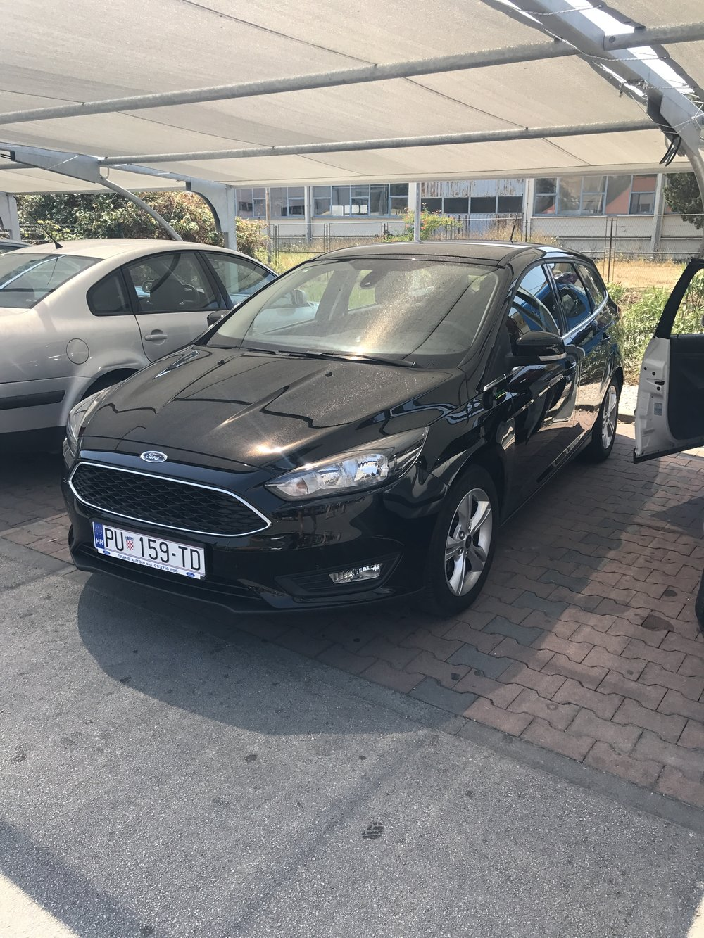 We rented a car from Europcar to be picked up from Dubrovnik airport to get us to Zadar
