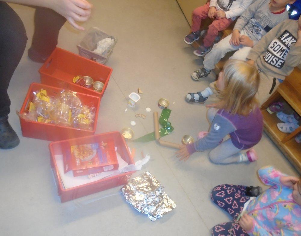 Henjahaugane barnehage har sterkare fokus på berekraftig utvikling.
