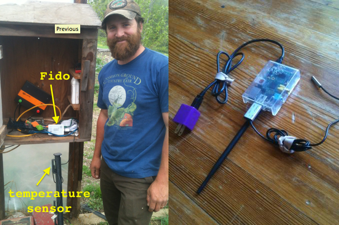 fido-temperature-sensor