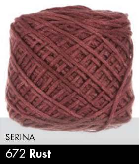 Vinni's Colours Serina Rust 672.JPG