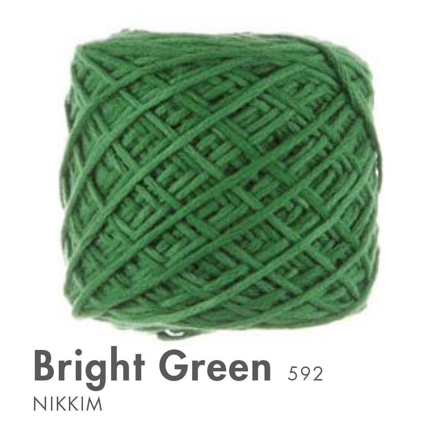 Vinni's Colours Nikkim Bright Green 592 .JPG