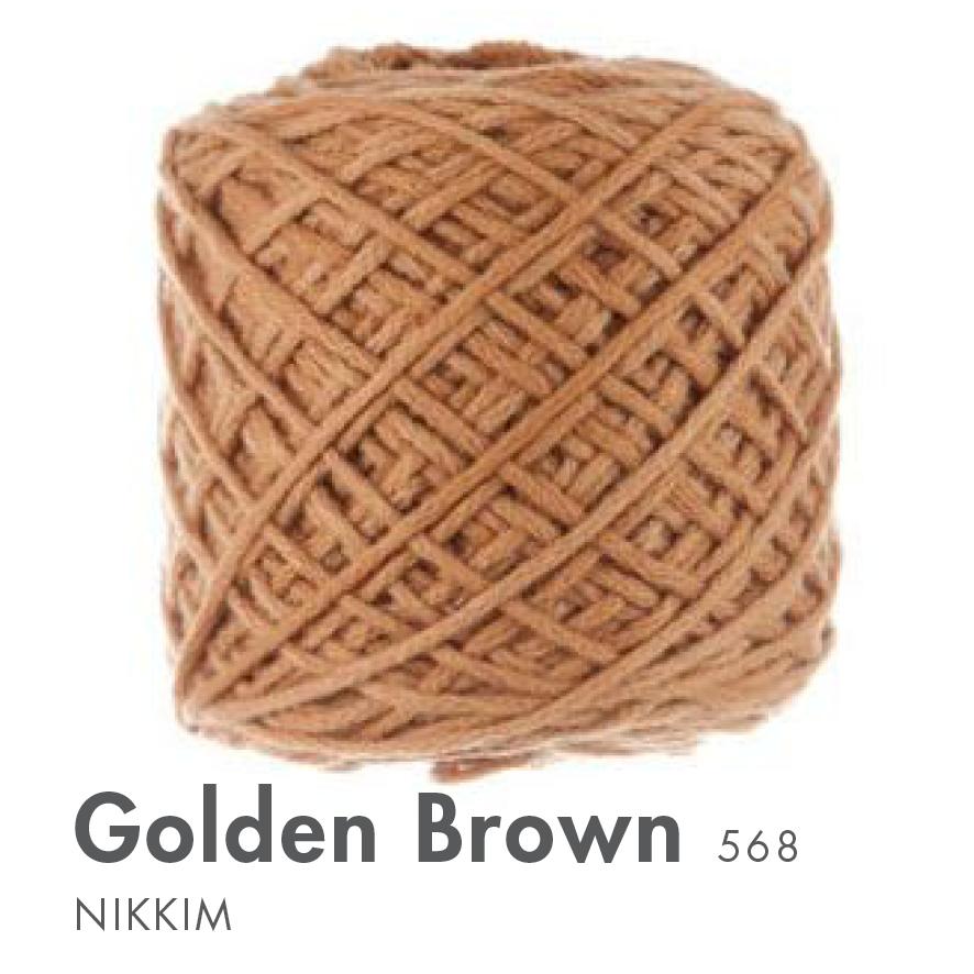 Vinni's Colours Nikkim Golden Brown 568 .JPG