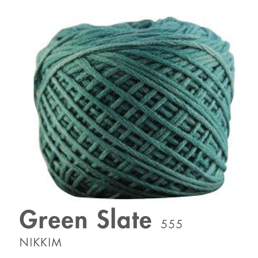 Vinni's Colours Nikkim Green Slate 555 .JPG