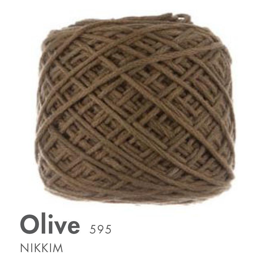 Vinni's Colours Nikkim Olive 595 .JPG
