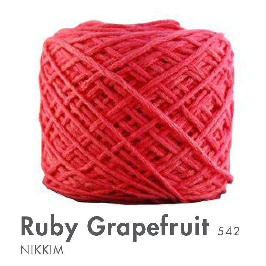 Vinni's Colours Nikkim Ruby Grapefruit 542 .JPG