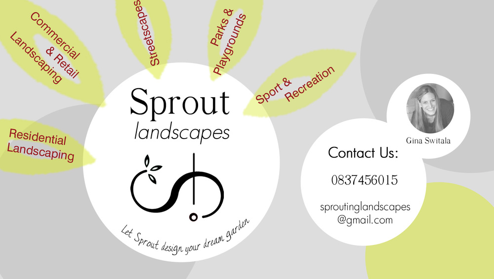 Sprout landscapes launch social media 050515