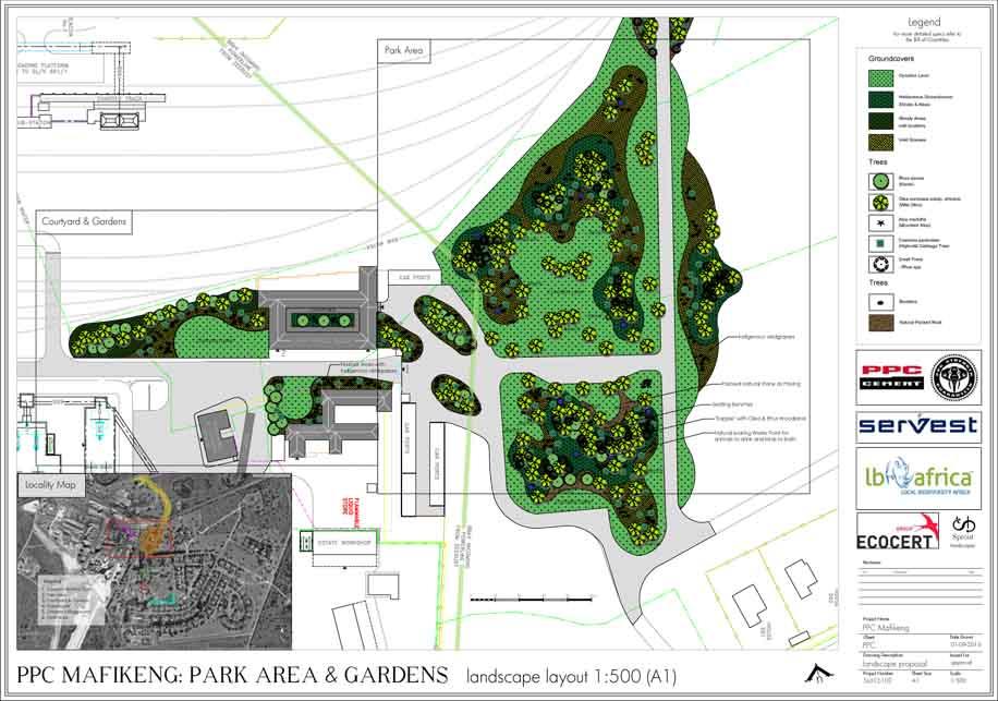PPC MAFIKENG park area & gardens landscape layout 150901.jpg