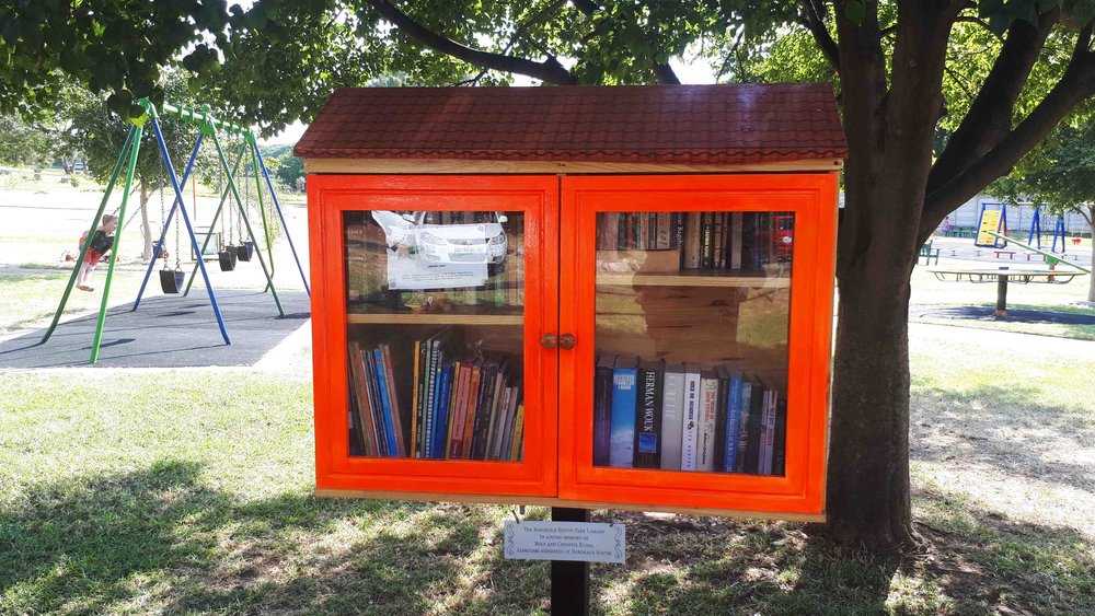 Free Community Library