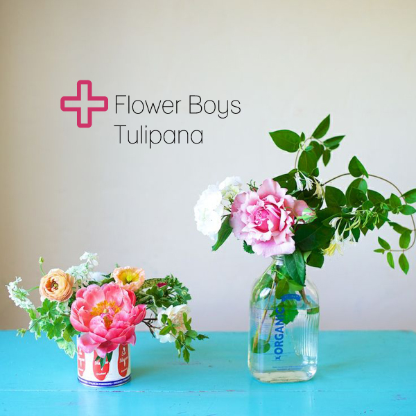 floral things I'm loving right now (Flower Boys by Tulipana) | Emma Lamb