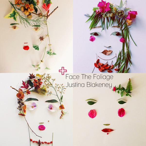 floral things I'm loving right now (Face The Foliage by Justina Blakeney) | Emma Lamb