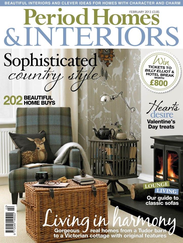Period Homes & Interiors - February 2013.jpg