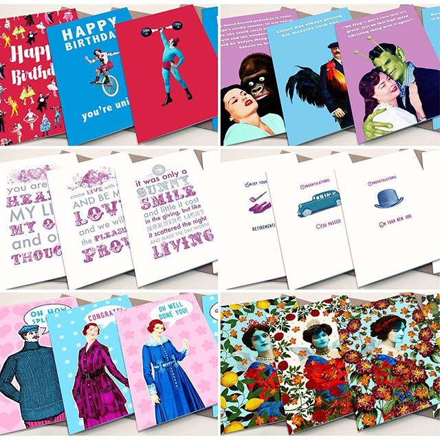 Looking forward to PGLive next week where we'll be launching a whole heap of new cards! Come say hello and pick up a new catalogue on the Meany-Bo-Beany stand 132