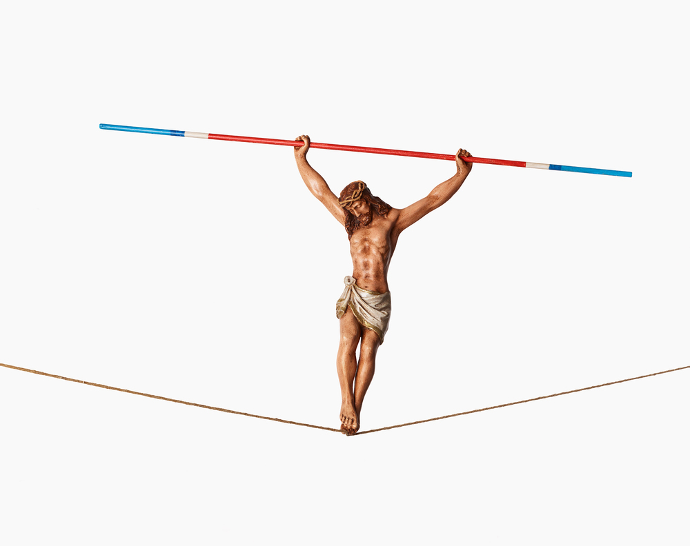 Tight Rope Jesus
