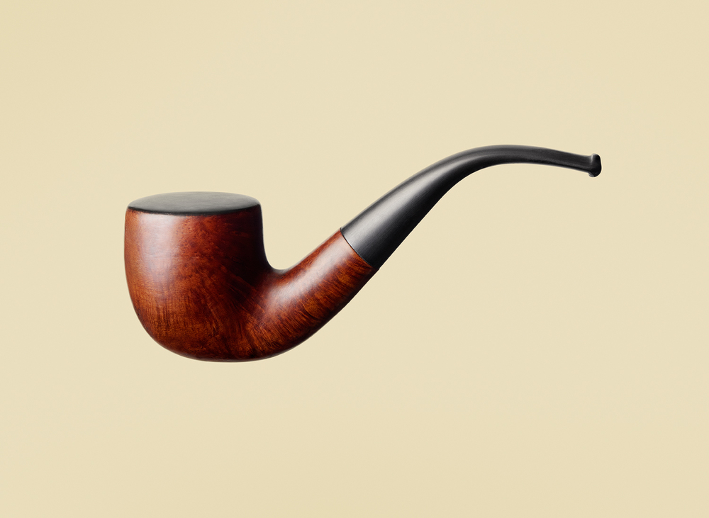 Marcel Duchamp's Pipe