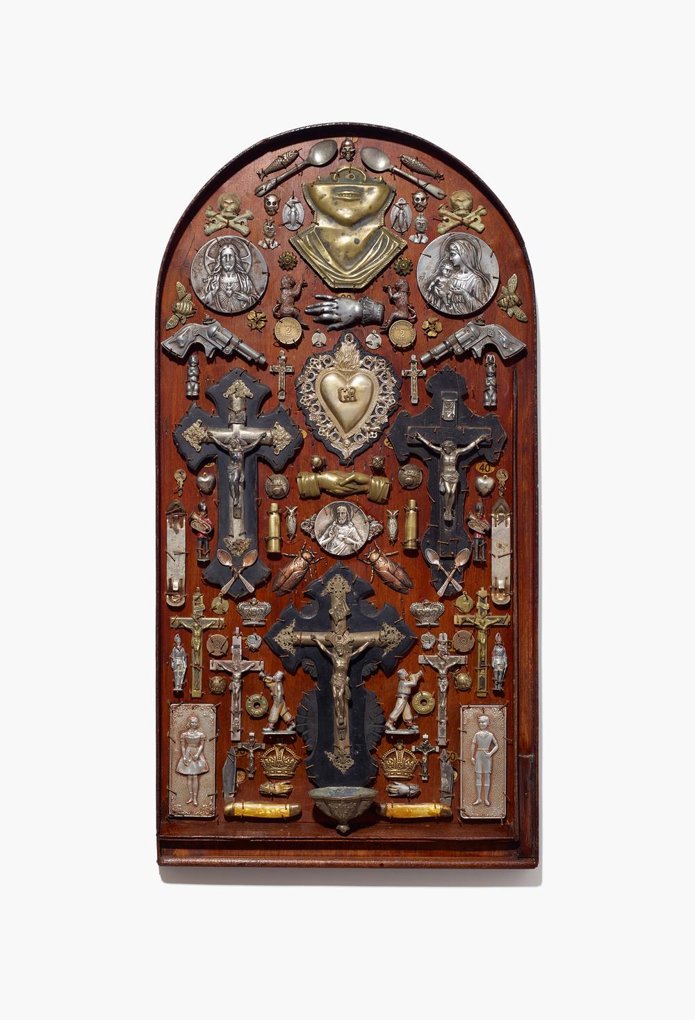 Arched Crucifix Board