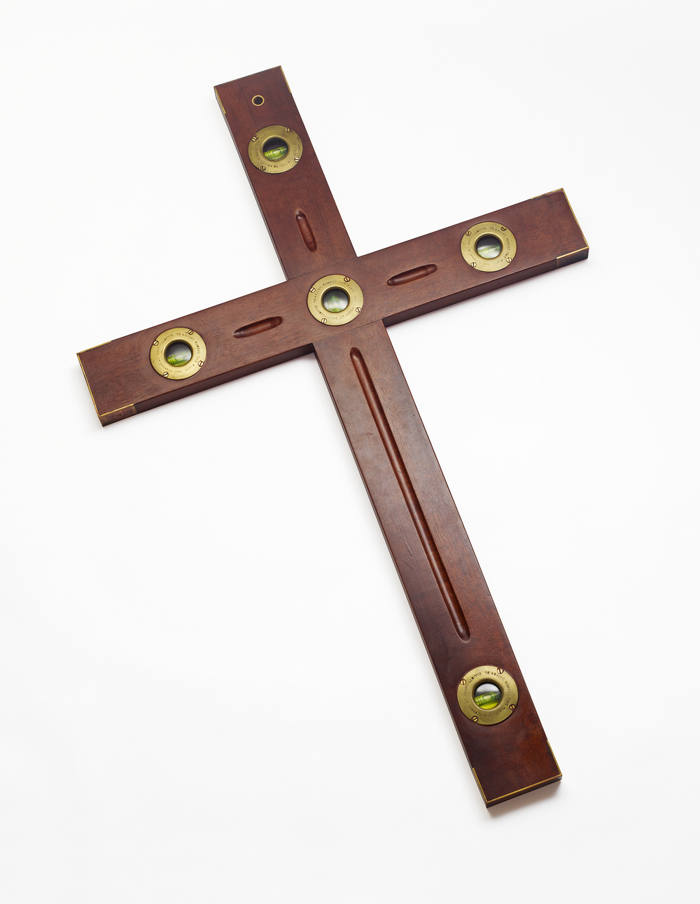 Spirit Level Cross