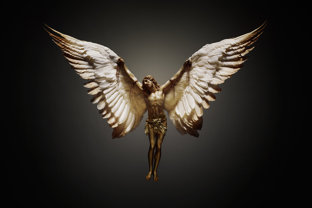 Winged Jesus