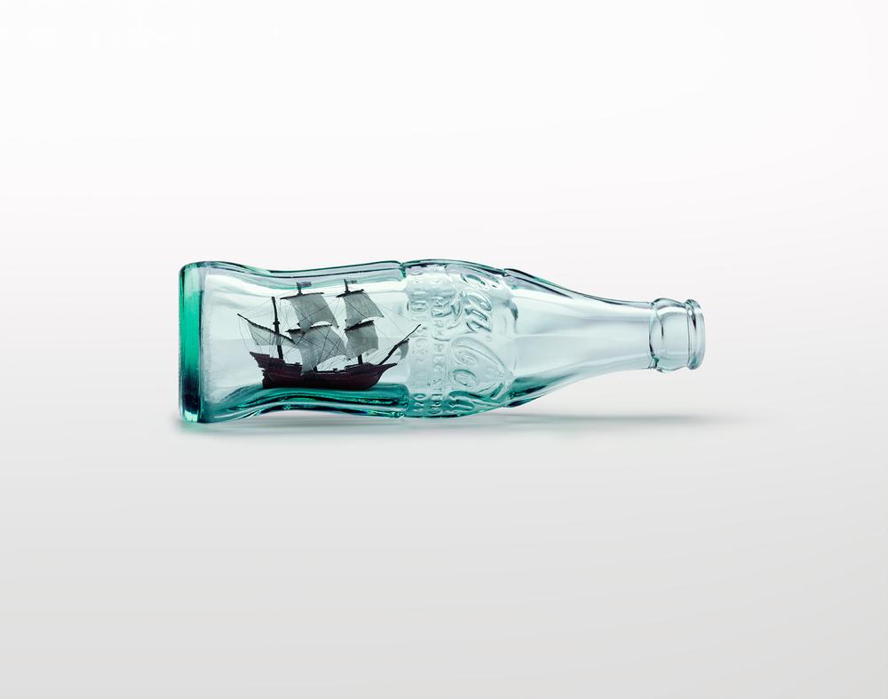 Coke Boat