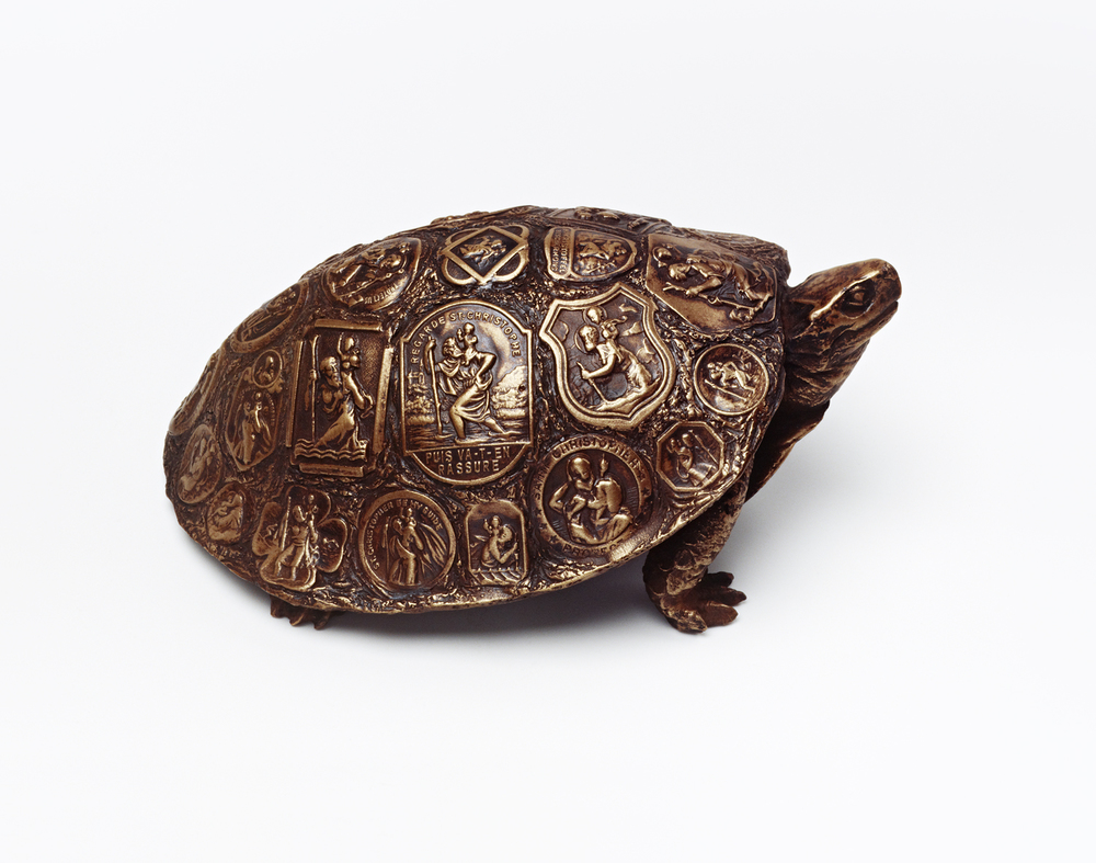 St Christopher Turtle
