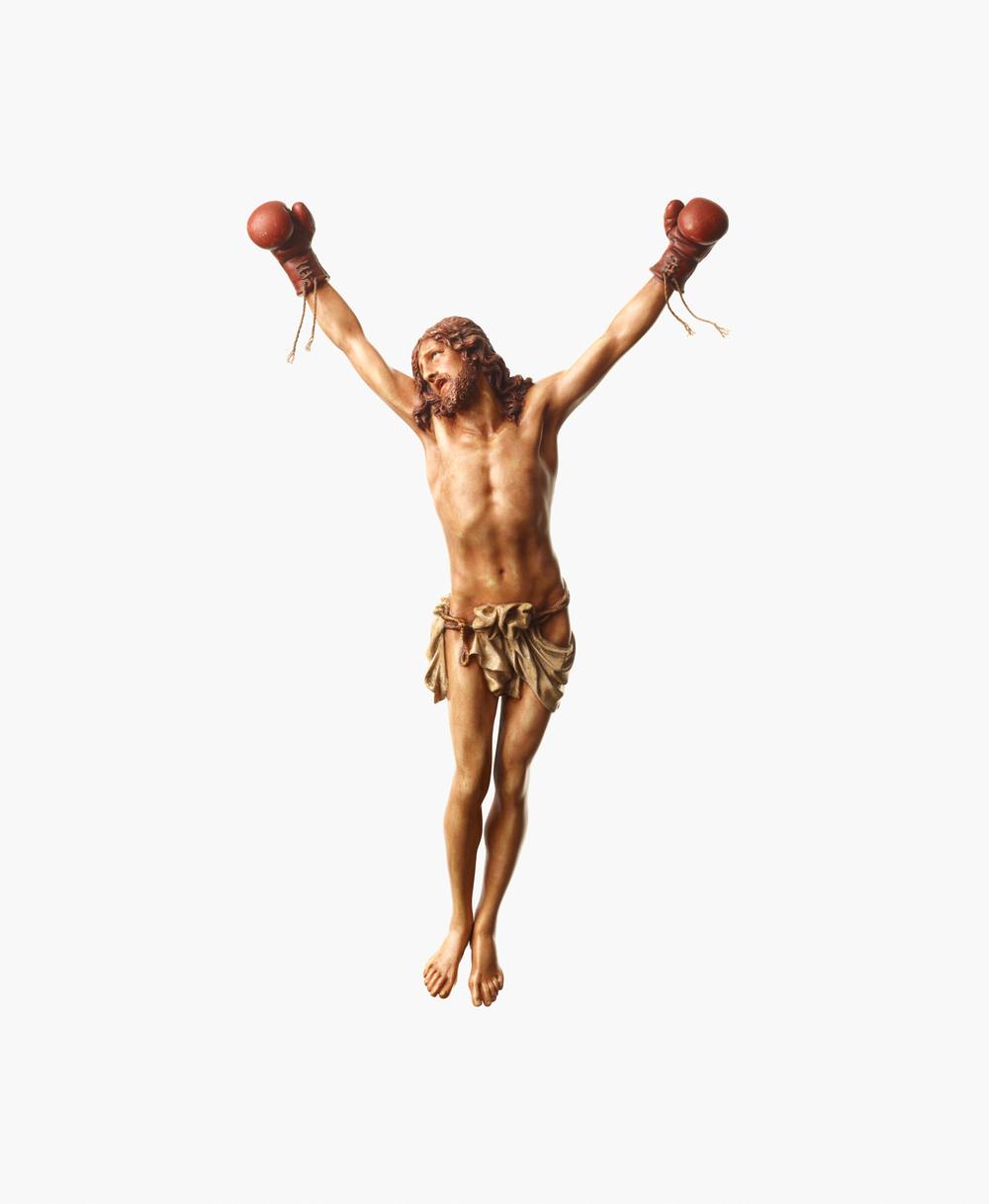 Boxing Jesus 2