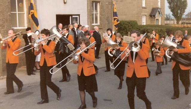 1979 RLSSB British Legion Parade, Harbury.jpg