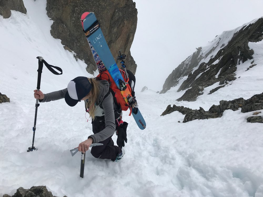 Boot-packing up the Col du Passon