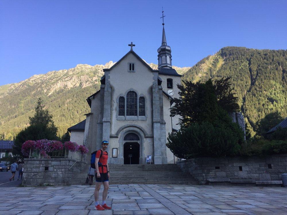 Where it all began: l'Église Saint-Michel de Chamonix-Mont-Blanc