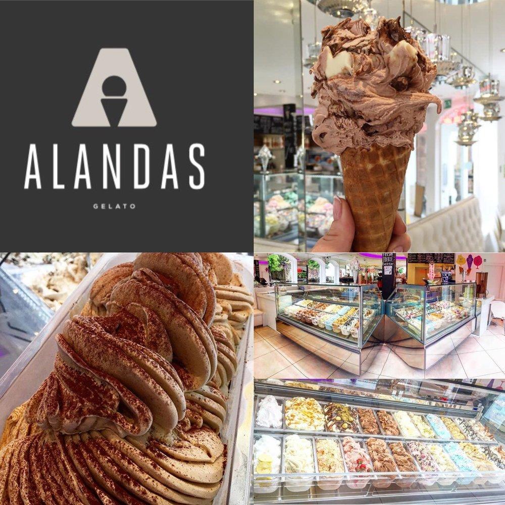 Alanda's Gelato