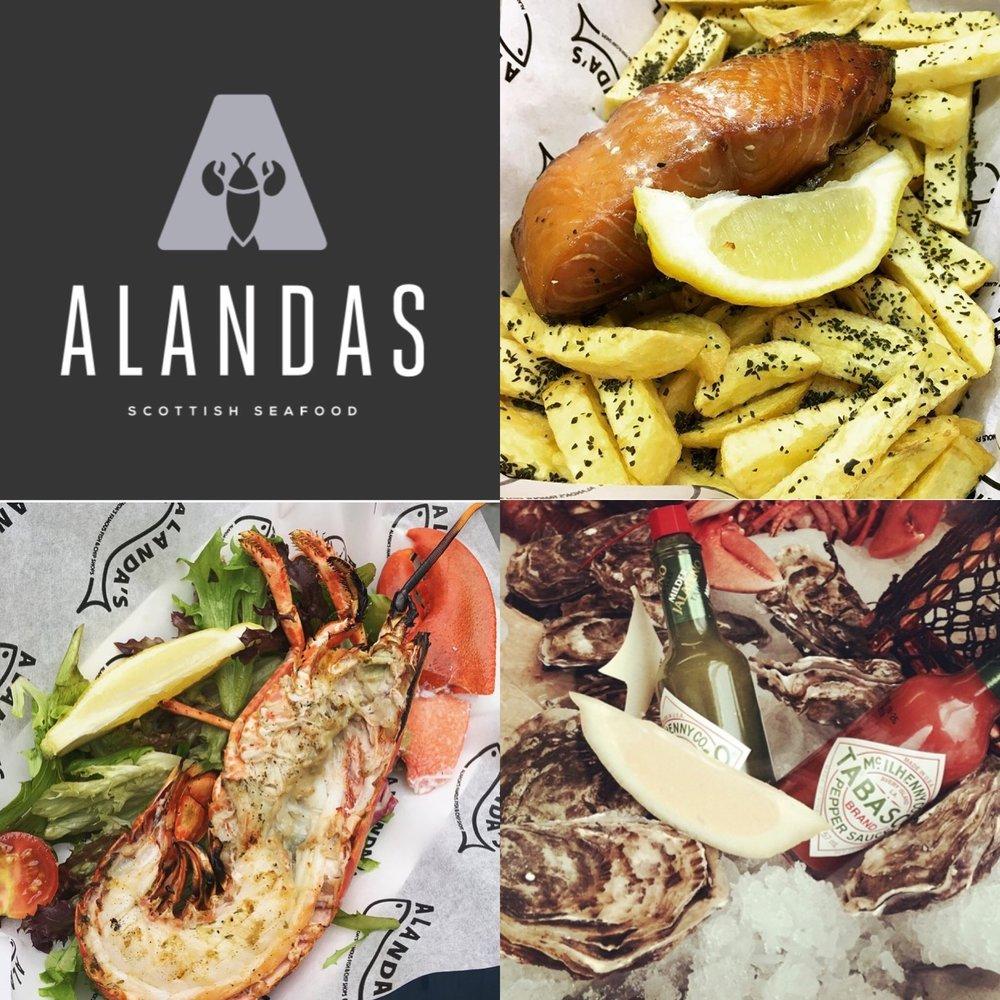 Alanda's Scottish Seafood