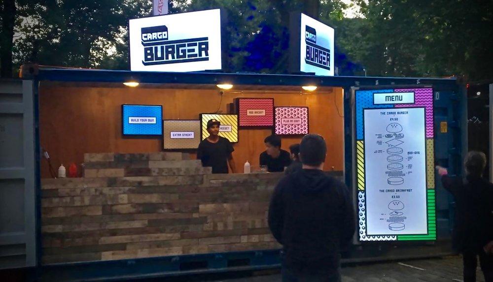 Cargo Burger