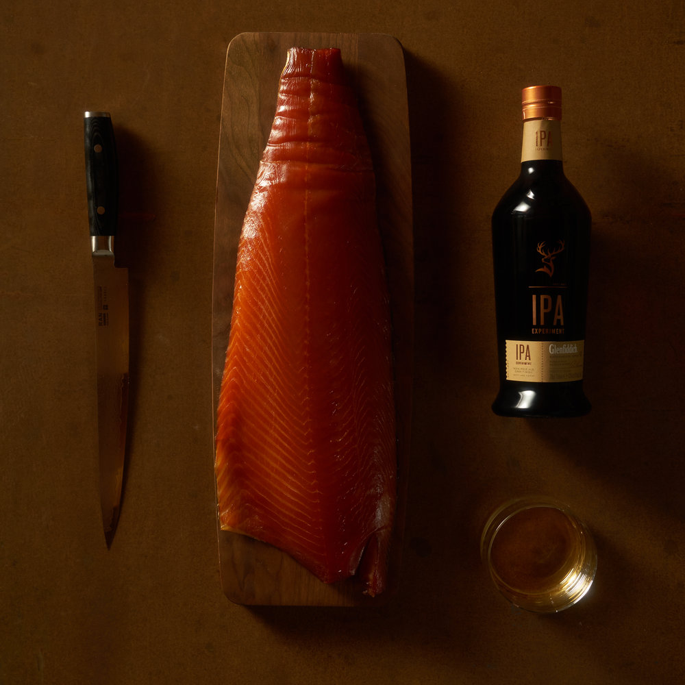 SUNDAY 29th of July    1PM     Glenfiddich  with Campbells & Co Smoked Salmon I The Glenfiddich Experimental Series   It's time to unlearn everything you thought you know about whisky with The Glenfiddich Experimental Join Mark Thomson, Glenfiddich Brand Ambassador to Scotland with Campbells & Co Smoked Salmon to take a journey through the World's Most awarded Single Malt, and beyond. Expect a taste experience that defies convention.Series.