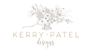Florals - Kerry Patel Designs
