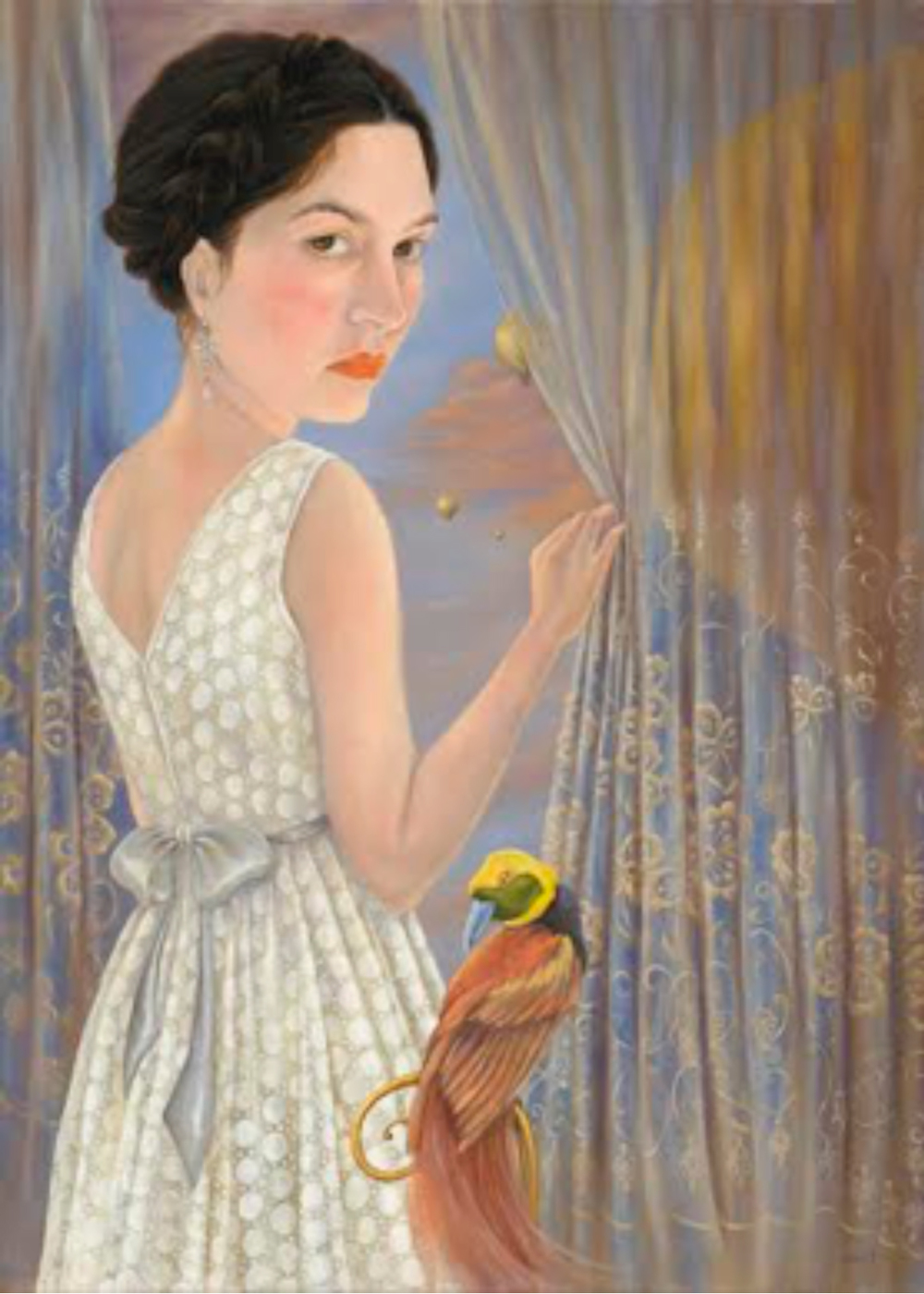 The Lady & the Bird