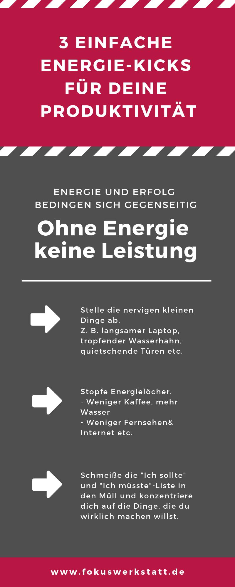 3 energie-kicks