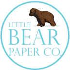 Little Bear Paper Co. | Personalized Stationery & Gifts in Houston
