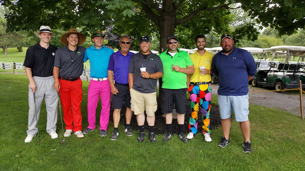 We sent two teams to play in this Dansville based tournament in memory of a beloved teacher and community member. The proceeds went to the Noyes Health Foundation.