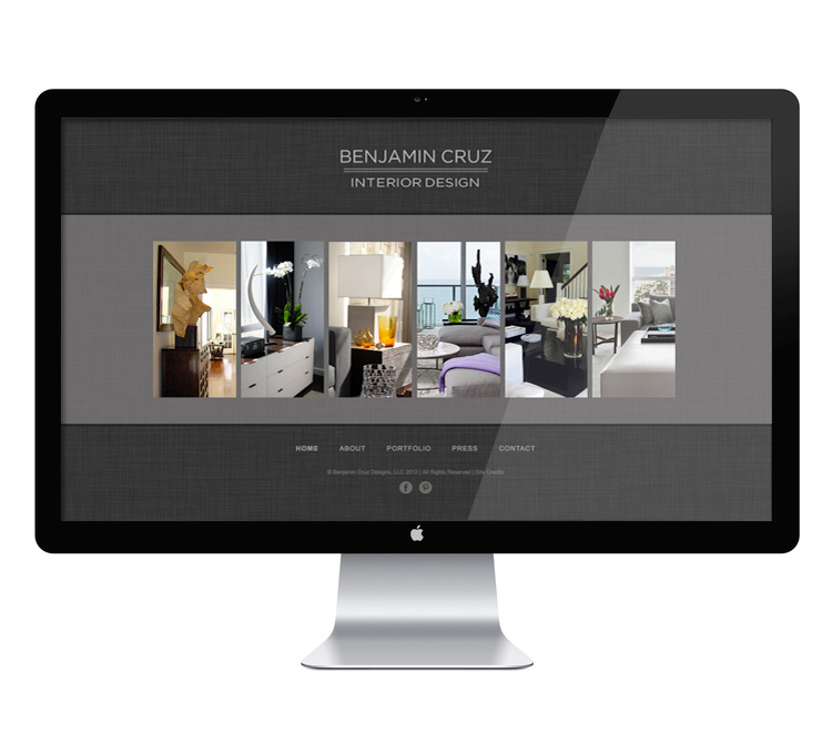 Benjamin Cruz Interior Design