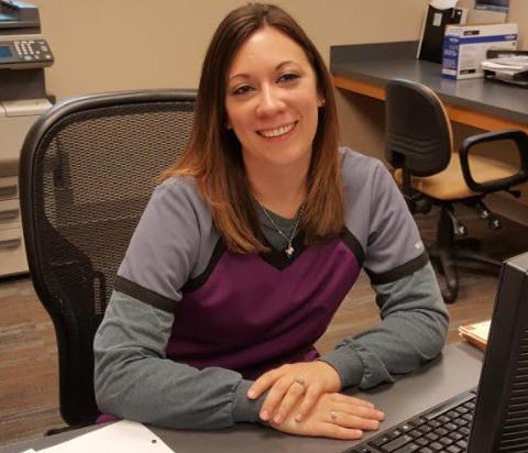 Lindsay Feltes: Patient Coordinator