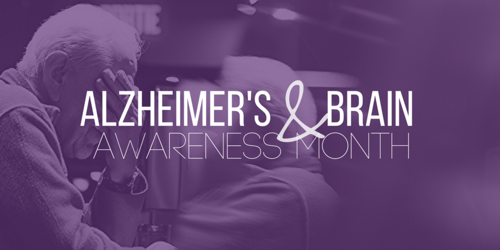 Alzheimer's and Brain Awareness Month, Alzheimer's