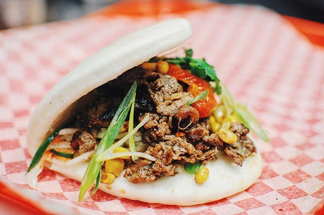 Kick the weekend off with a blast of flavours! Try our Korean Beef Bulgogi bao loaded with jalapeños, kimchi and corn!