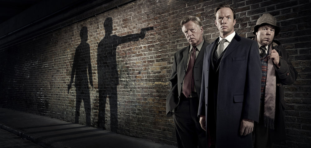 Marketing campaign for the TV show Whitechapel, for ITV