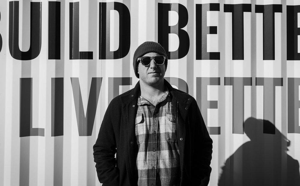 Austin Rohaly - President and Creative Producer